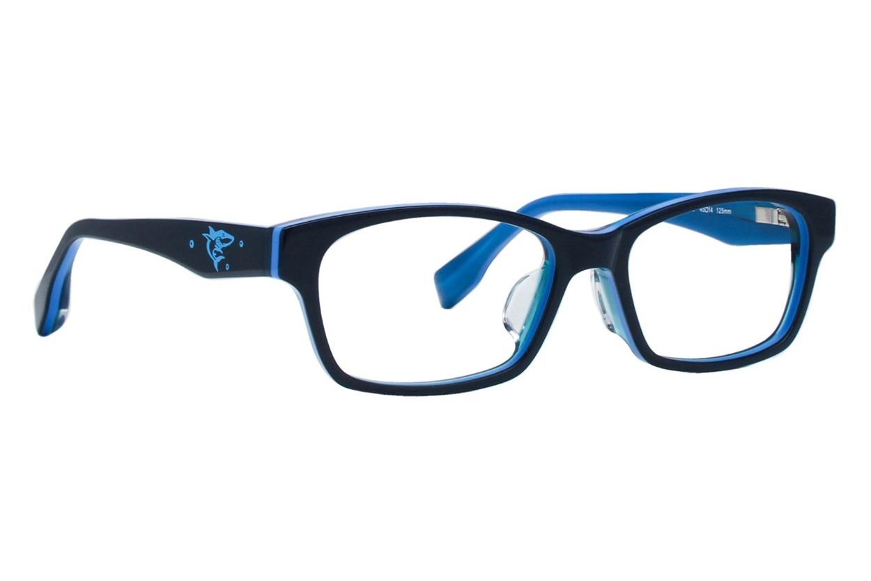 TC Charton Bruce Eyeglasses - Blue