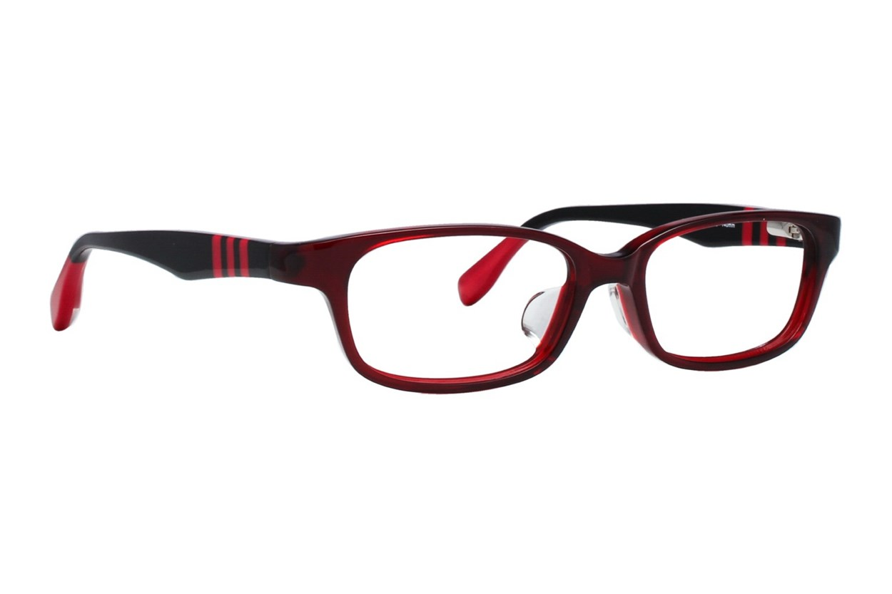TC Charton Felix Eyeglasses - Red