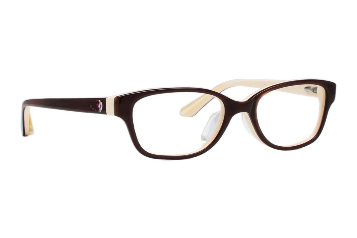 TC Charton Wanda Eyeglasses - Brown