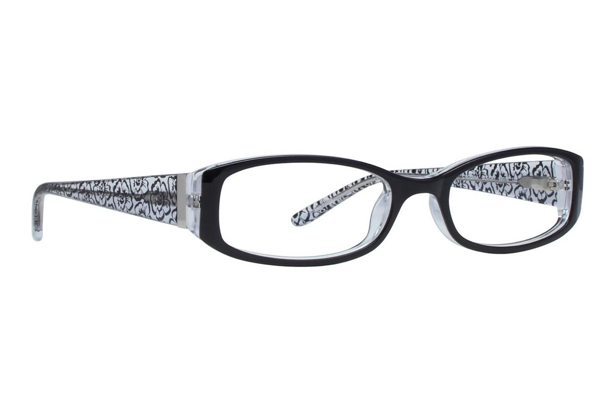 Candie's Rosana Eyeglasses - Black