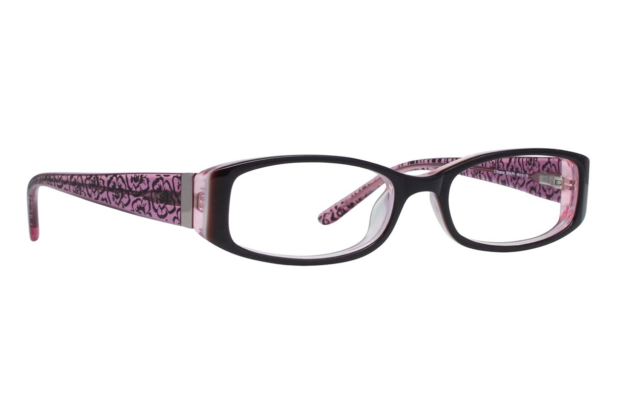 Candie's Rosana Eyeglasses - Brown