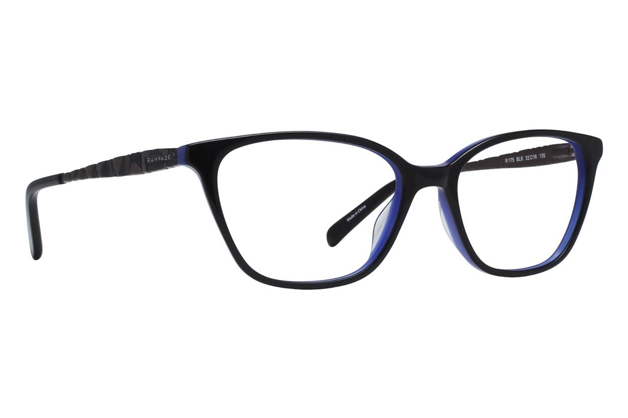 Rampage R 175 Eyeglasses - Black