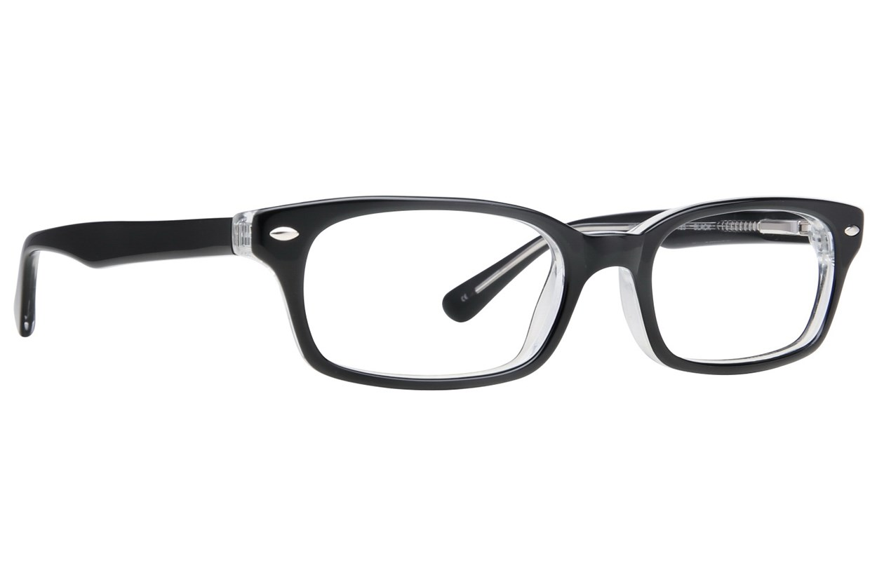 Lucky Wonder Eyeglasses - Black