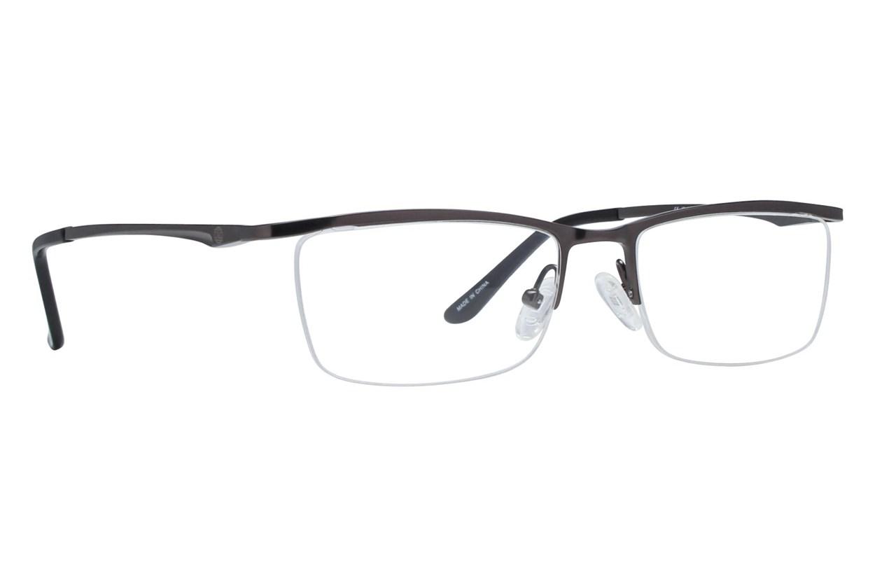 John Raymond Ace Eyeglasses - Gray