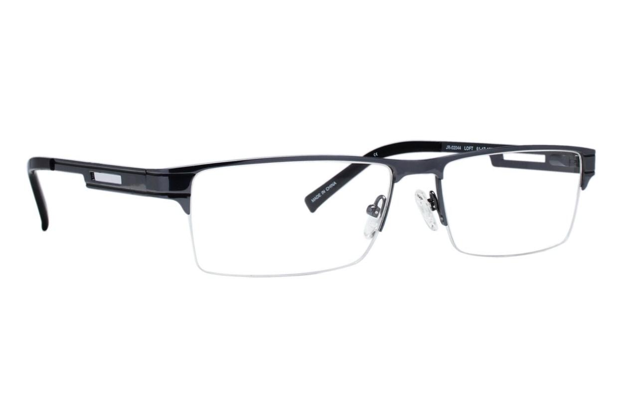 John Raymond Loft Eyeglasses - Gray