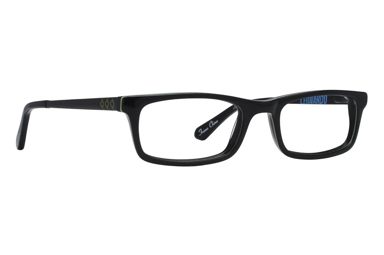 Nickelodeon Teenage Mutant Ninja Turtles Leader Eyeglasses - Black
