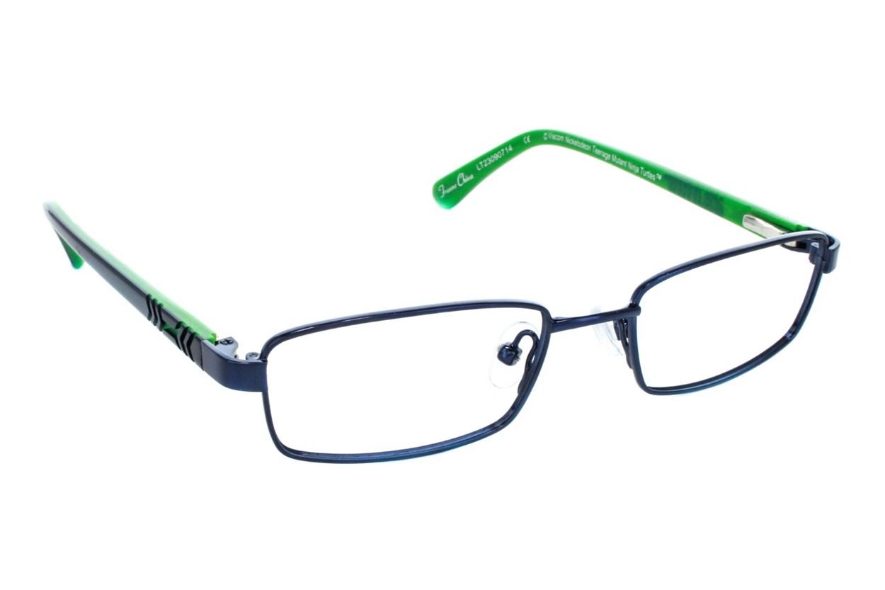 Nickelodeon Teenage Mutant Ninja Turtles Ninjutsu Eyeglasses - Blue
