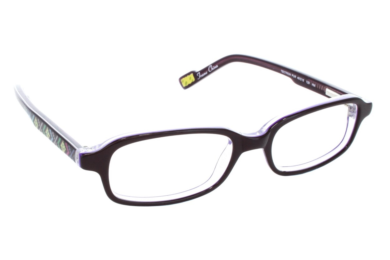 Nickelodeon SpongeBob SquarePants Tectron Eyeglasses - Purple