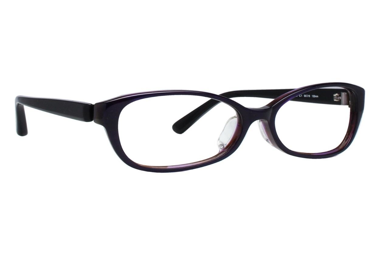 TC Charton Naoko - Large Eyeglasses - Black