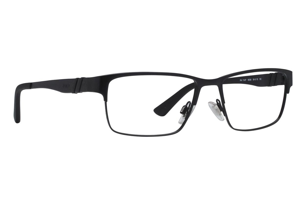 Polo PH1147 Eyeglasses - Black