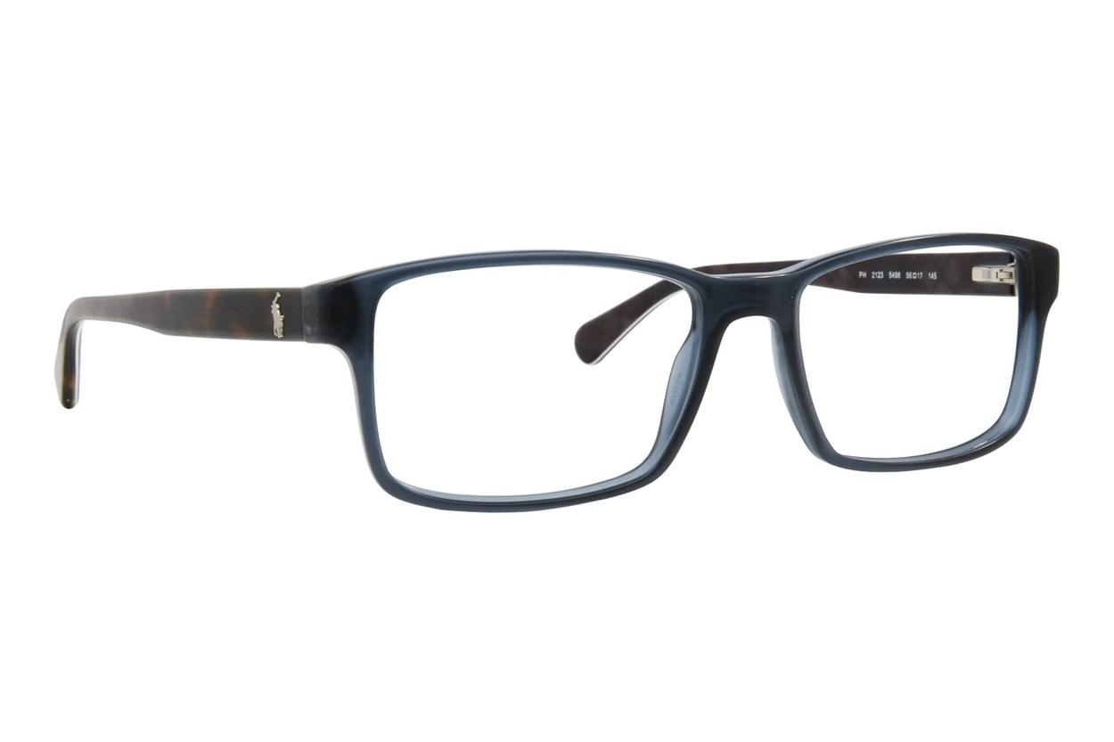 Polo PH2123 Eyeglasses - Blue