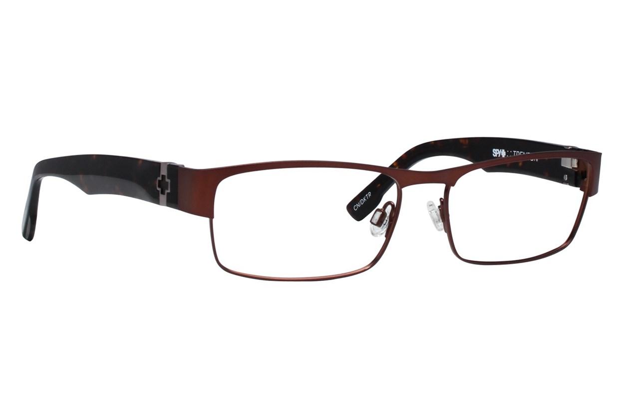 Spy Optic Trenton Eyeglasses - Brown
