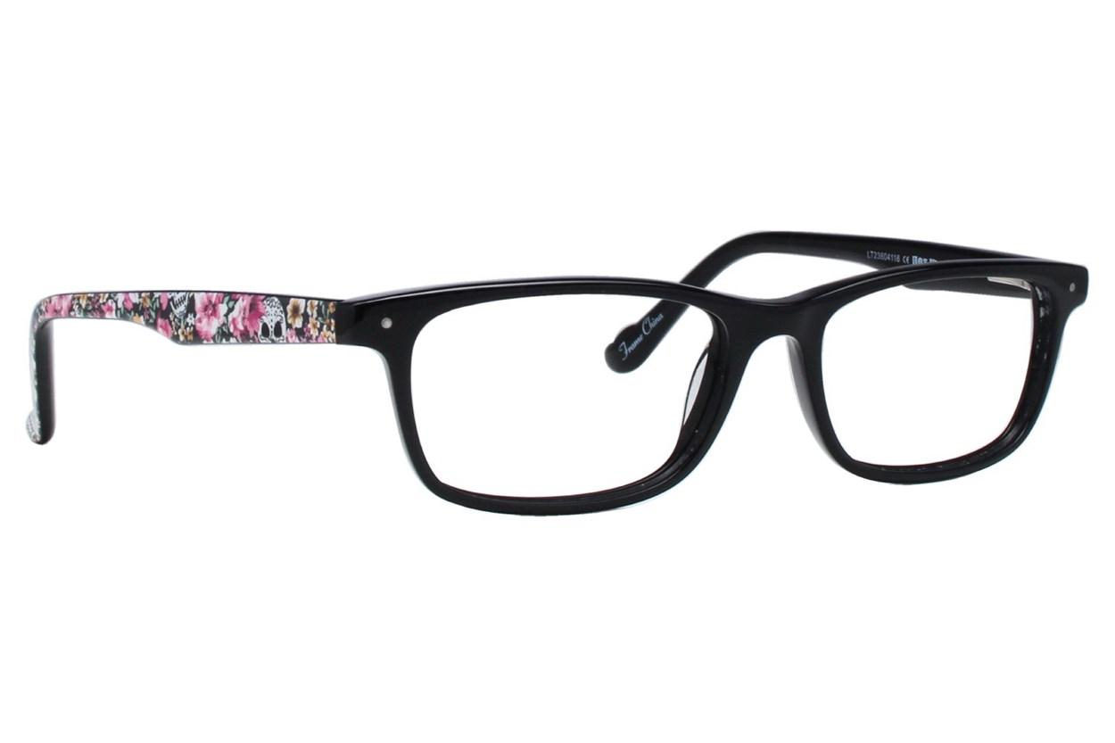 Hot Kiss HK28 Eyeglasses - Black