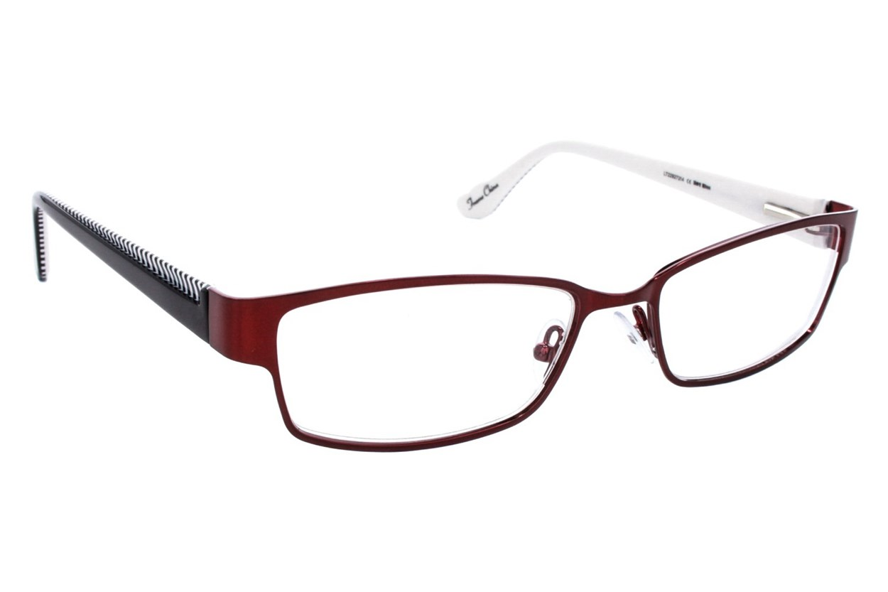 Hot Kiss HK30 Eyeglasses - Red