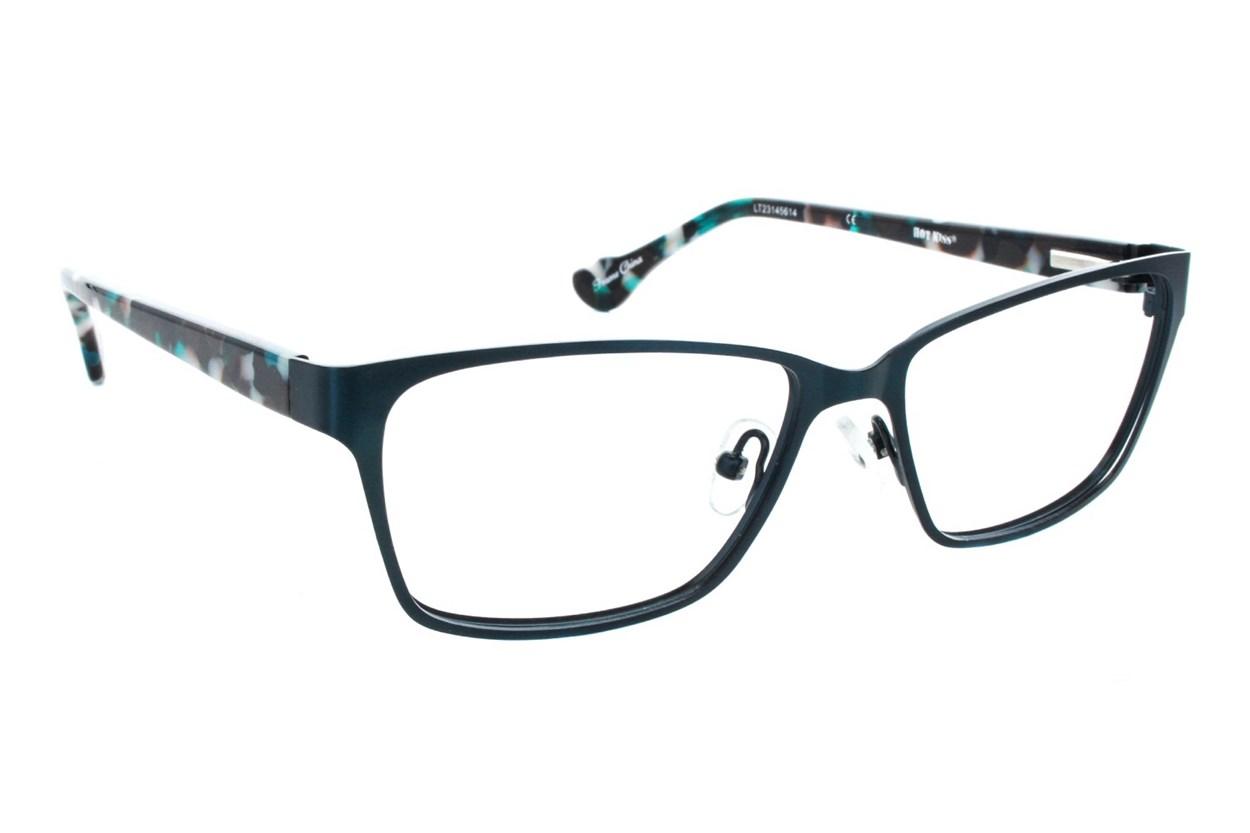 Hot Kiss HK38 Eyeglasses - Green