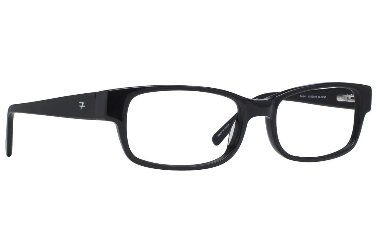 Fatheadz Jaxsonian Eyeglasses - Black