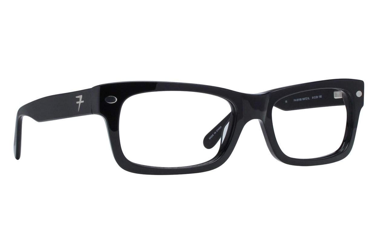 Fatheadz Matz Eyeglasses - Black