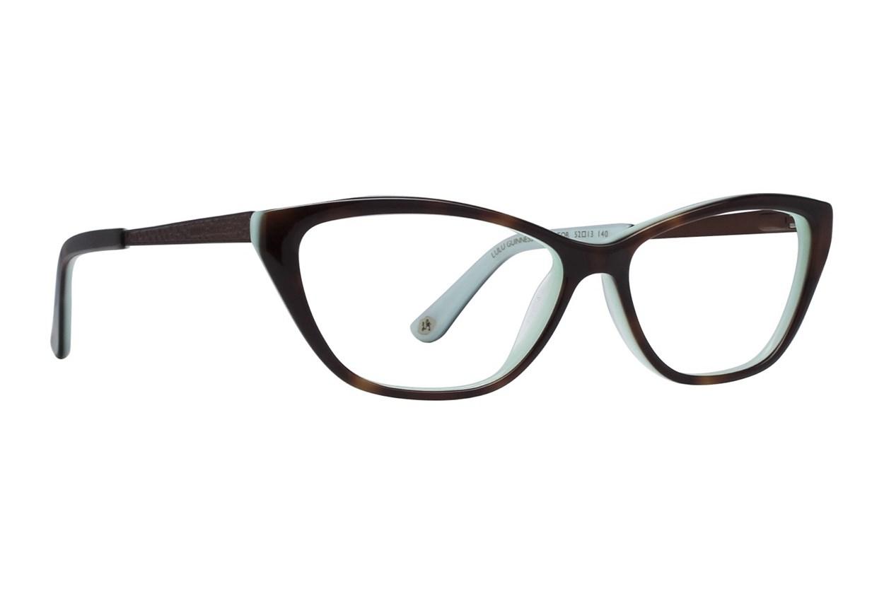 Lulu Guinness L877 Eyeglasses - Tortoise