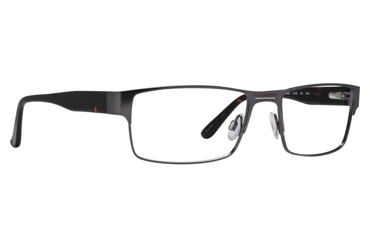 Randy Jackson RJ1055 Eyeglasses - Gray