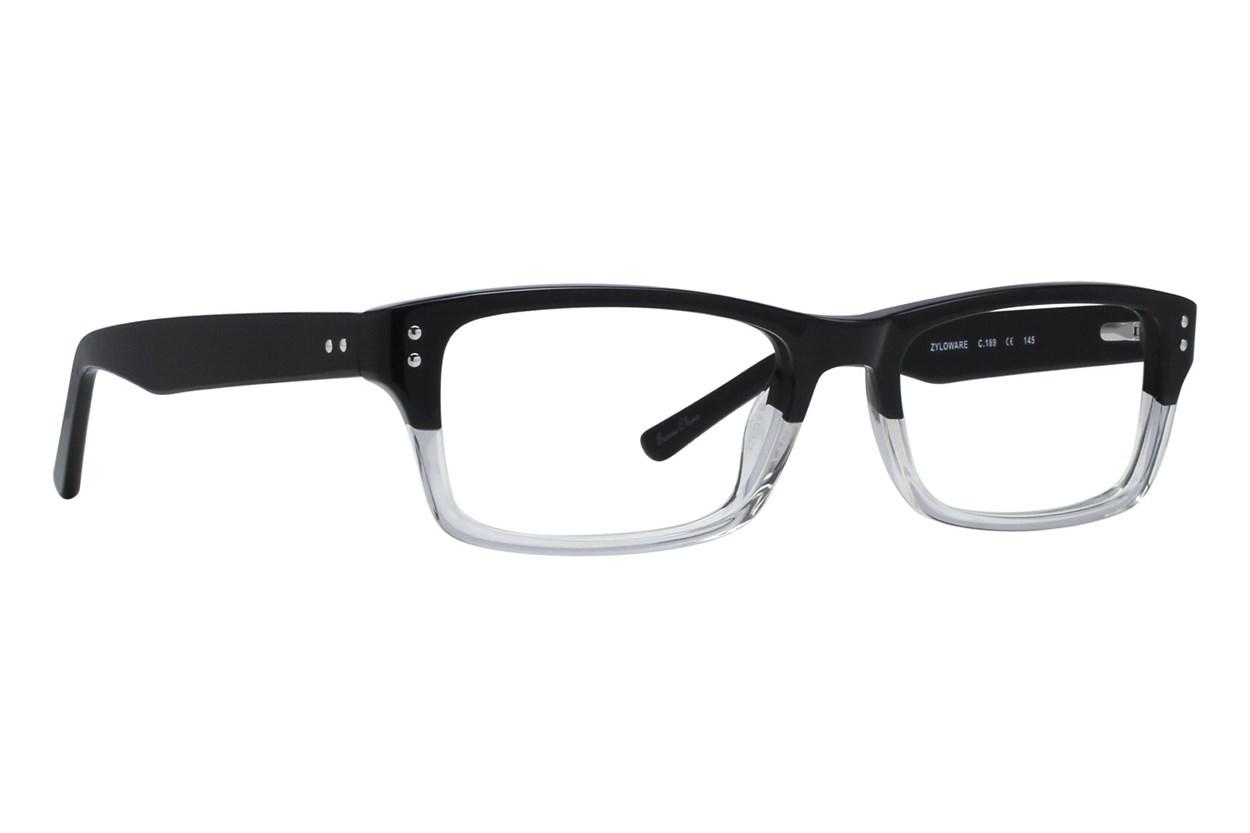Randy Jackson RJ3017 Eyeglasses - Black