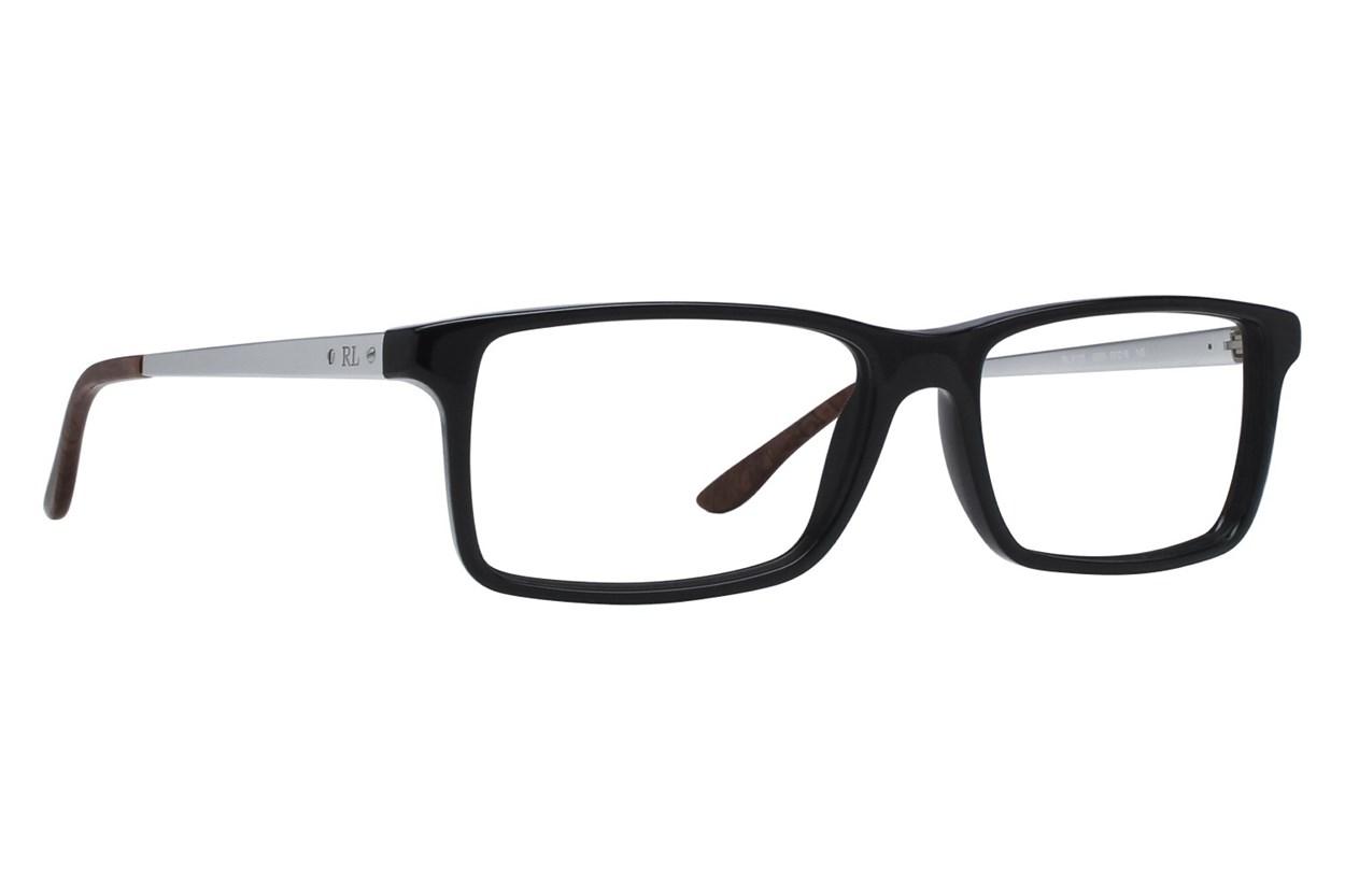 Ralph Lauren RL6128 Eyeglasses - Black
