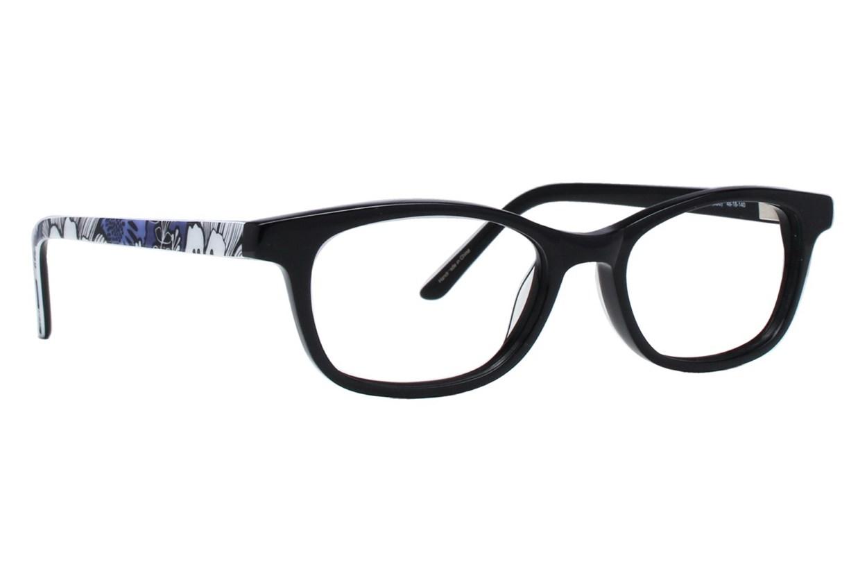 Vera Bradley Blake Eyeglasses - Black