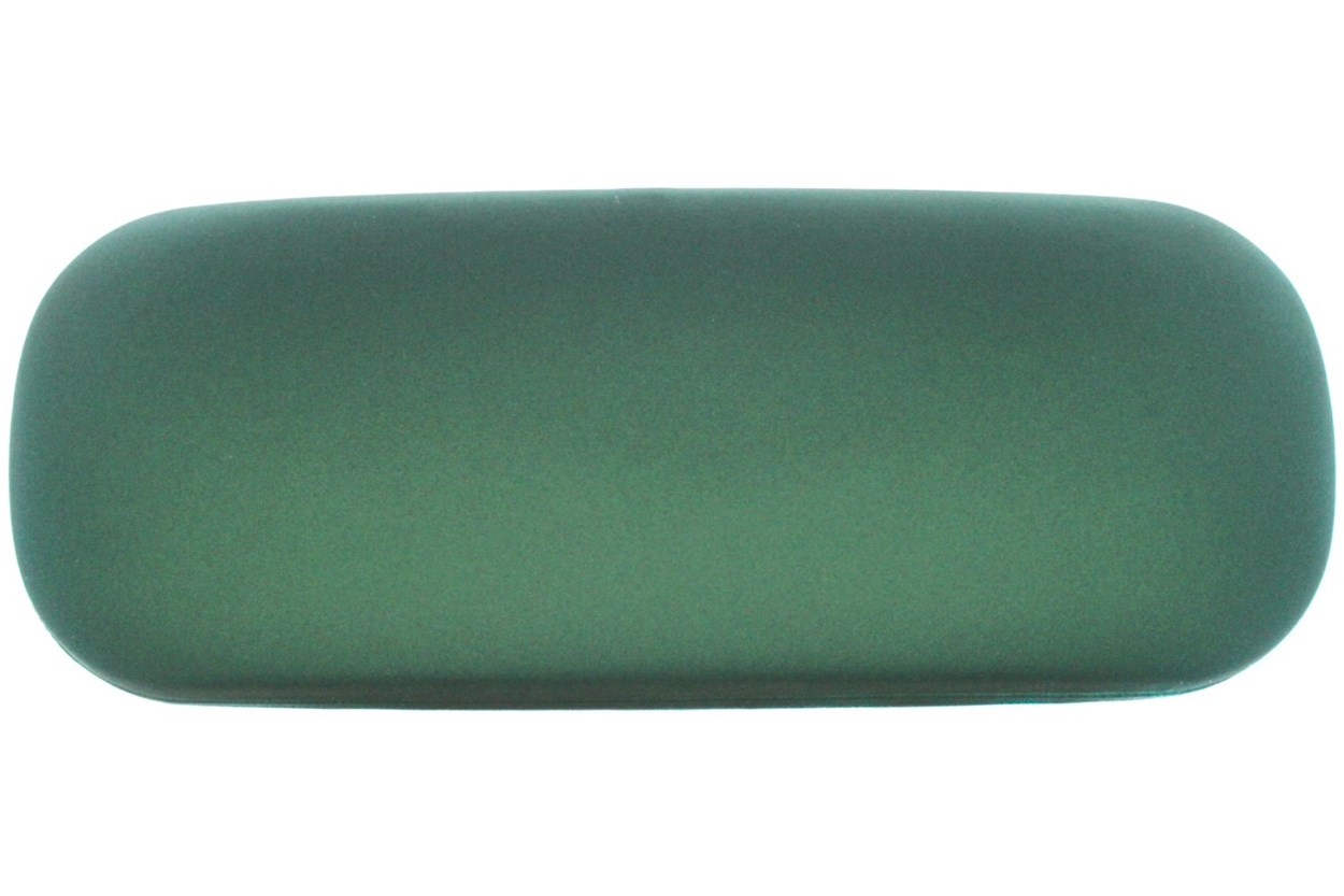 Amcon Protective Clam Eyeglasses Case Colors GlassesCases - Green