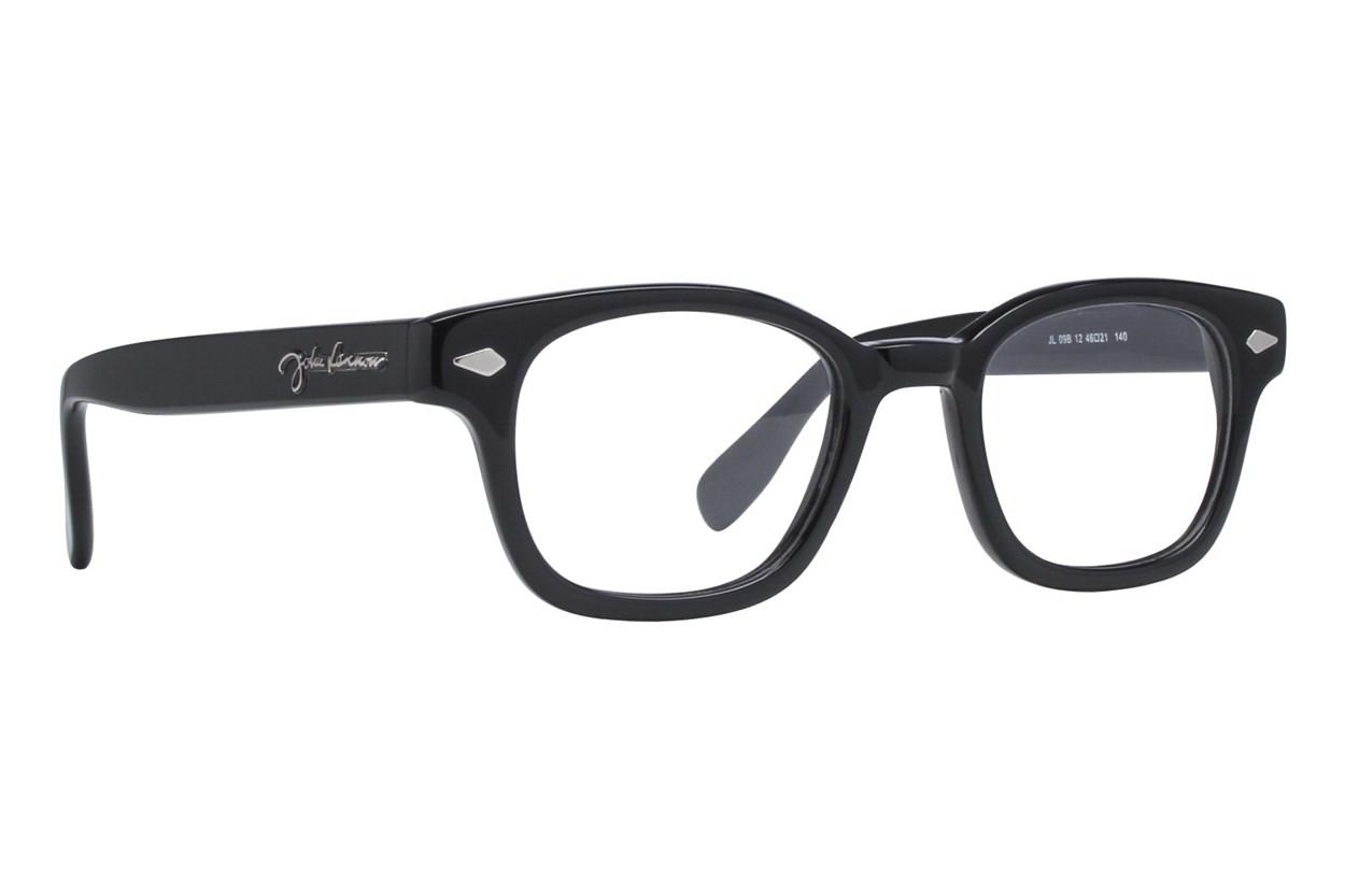 John Lennon JL 09 Eyeglasses - Black