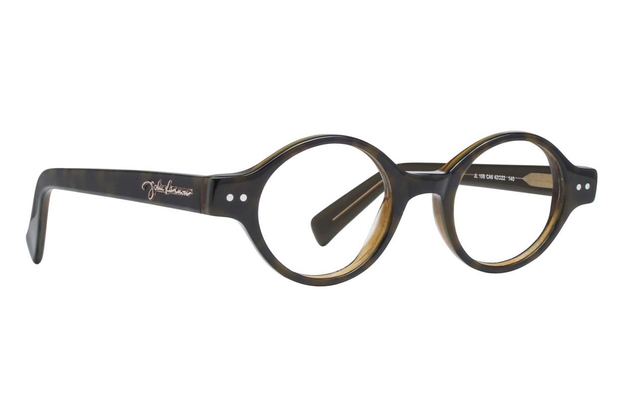 John Lennon JL 10 Eyeglasses - Black