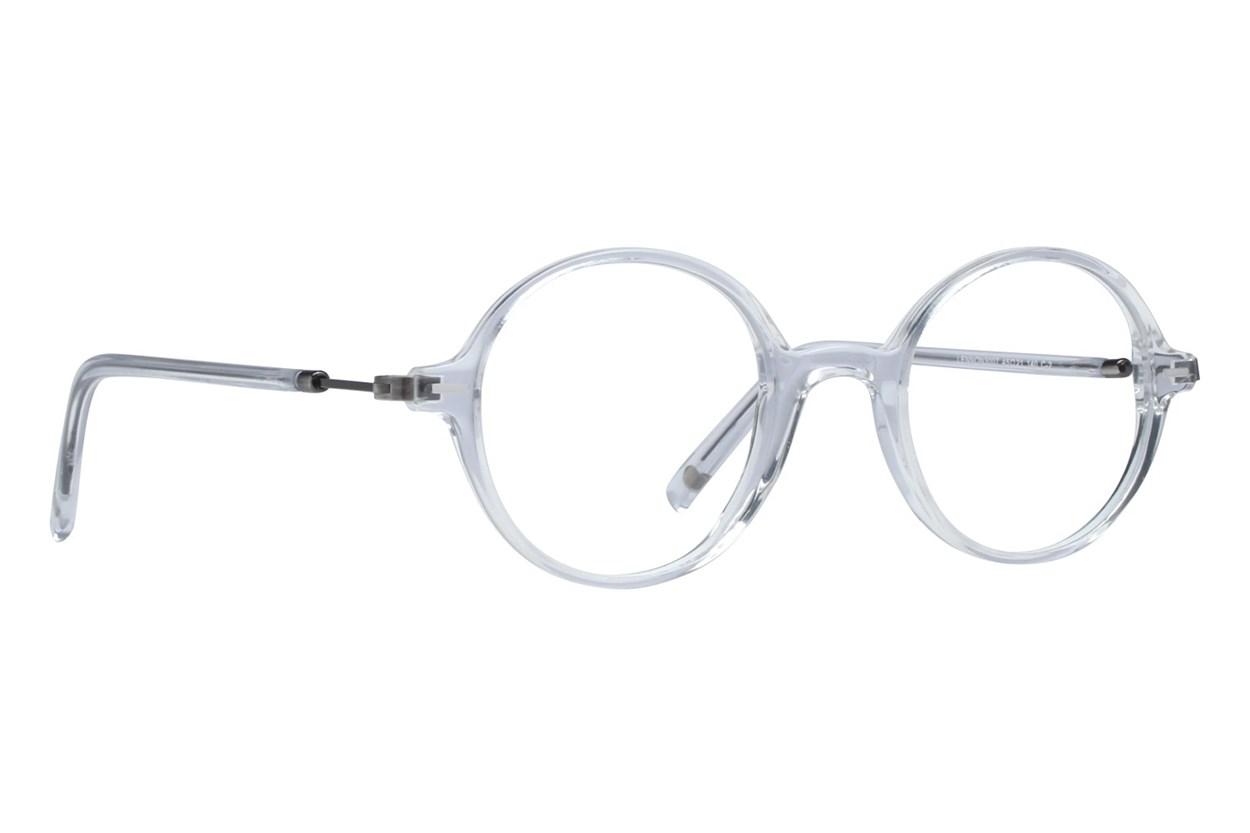 Lennon L3007 Eyeglasses - Clear