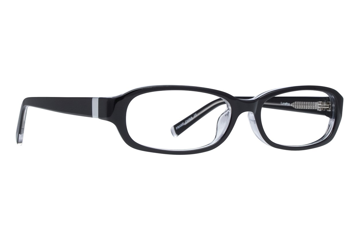 Lunettos Brenda Eyeglasses - Black