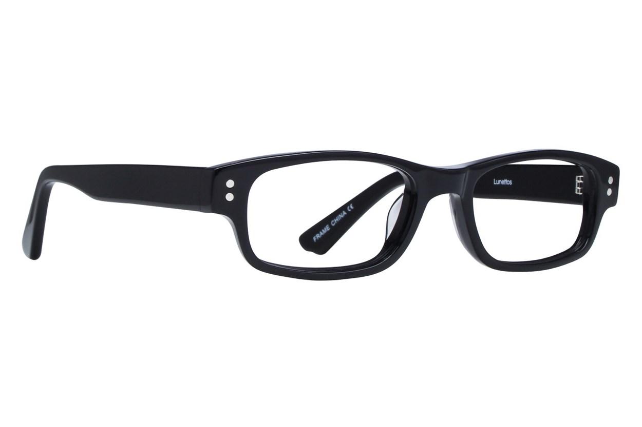 Lunettos Carter Eyeglasses - Black