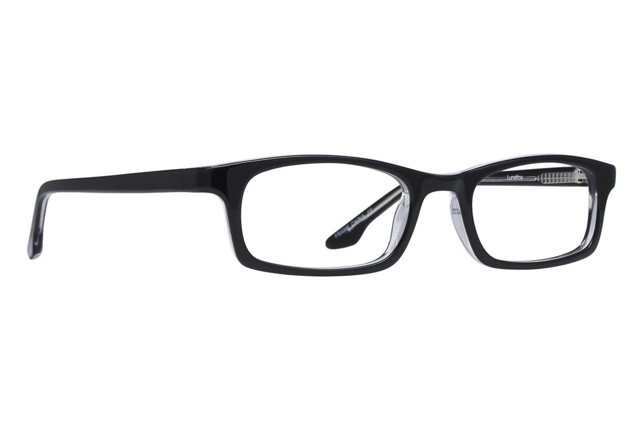 Lunettos Amy Eyeglasses - Black
