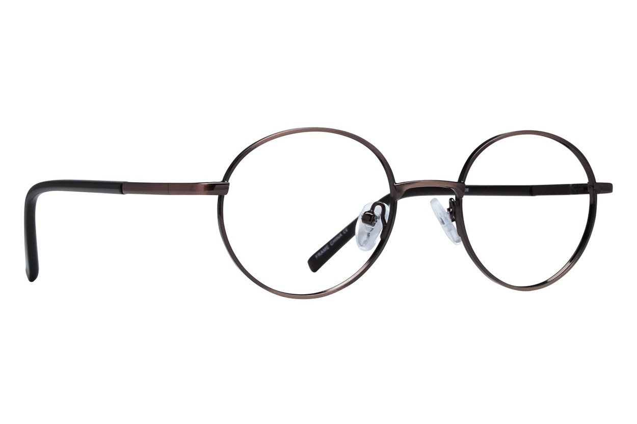 Lunettos Winston Eyeglasses - Brown