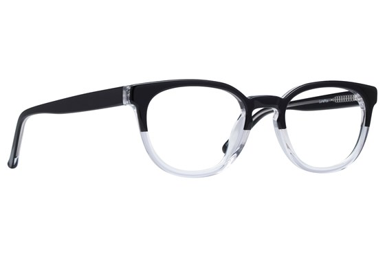 Lunettos Michael Eyeglasses - Black