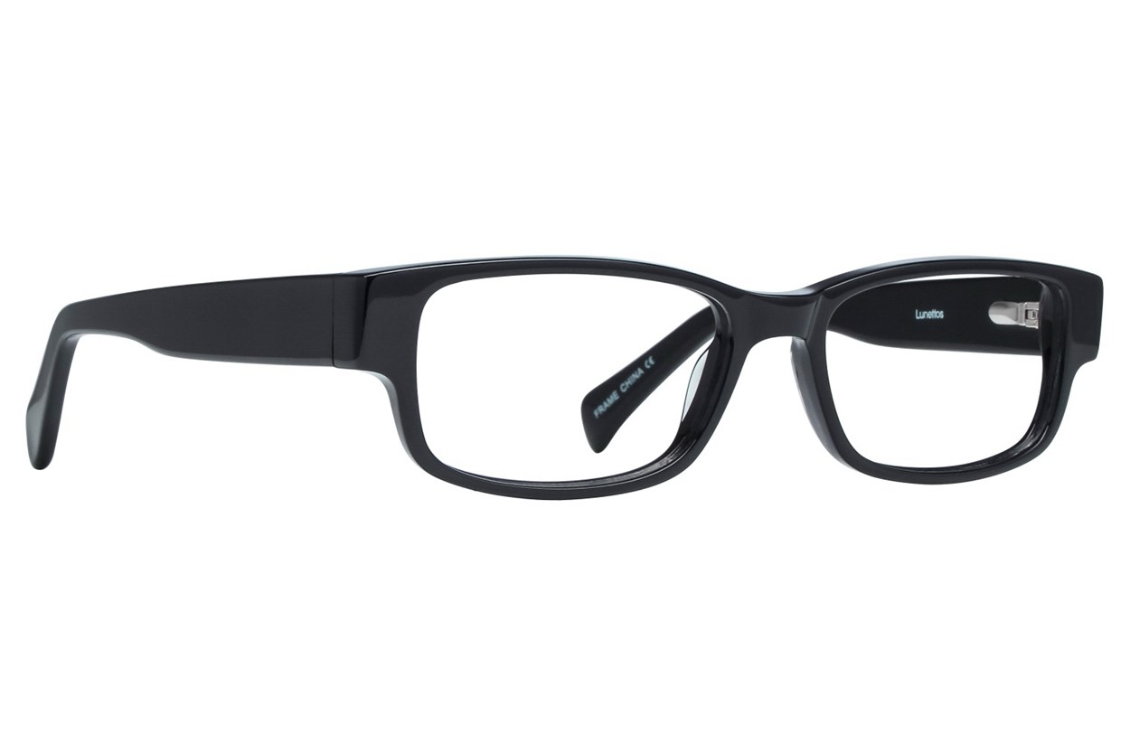 Lunettos Taylor Petite 49 Eyeglasses - Black
