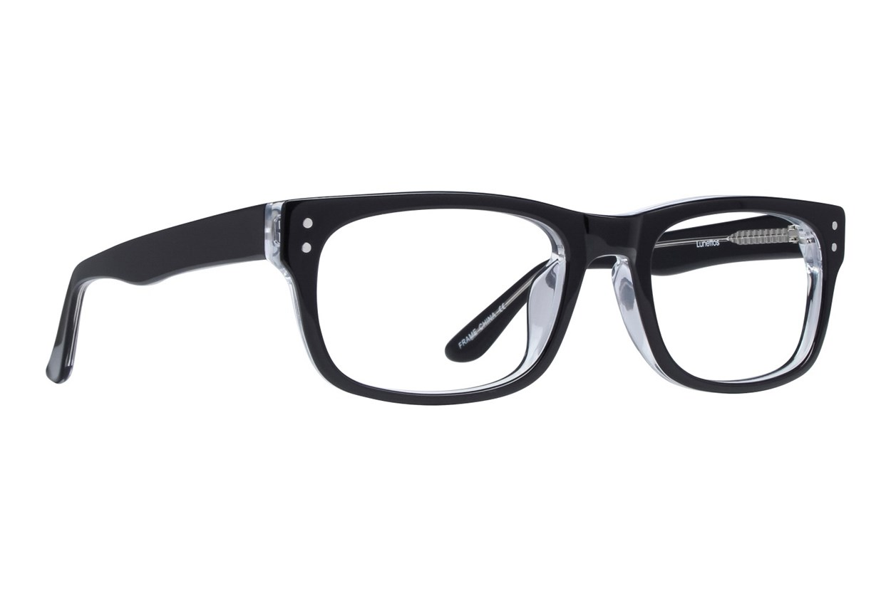 Lunettos Brian Eyeglasses - Black