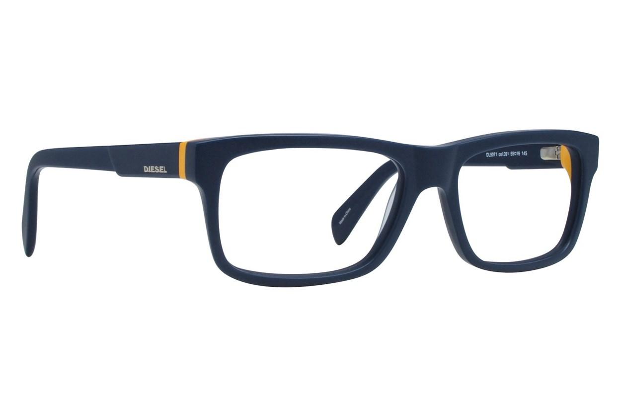 Diesel DL 5071 Eyeglasses - Blue