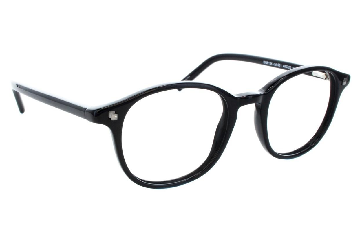 Dsquared2 DQ5124 Eyeglasses - Black