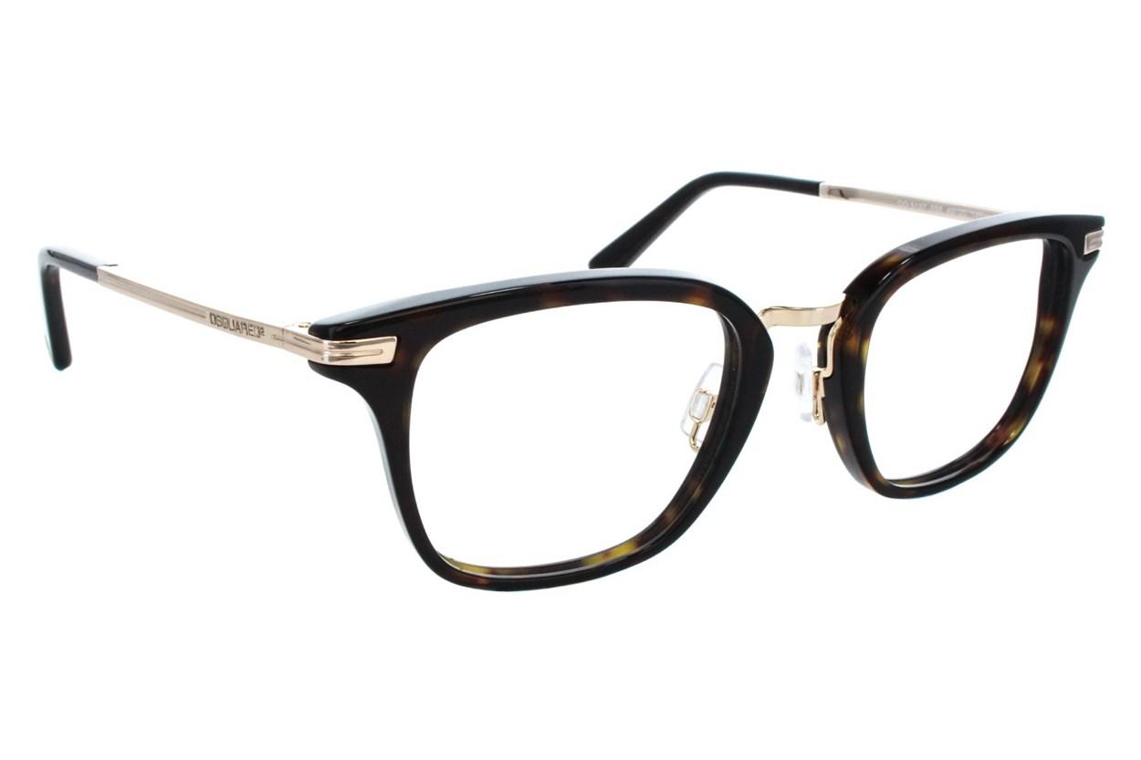 Dsquared2 DQ5137 Eyeglasses - Tortoise