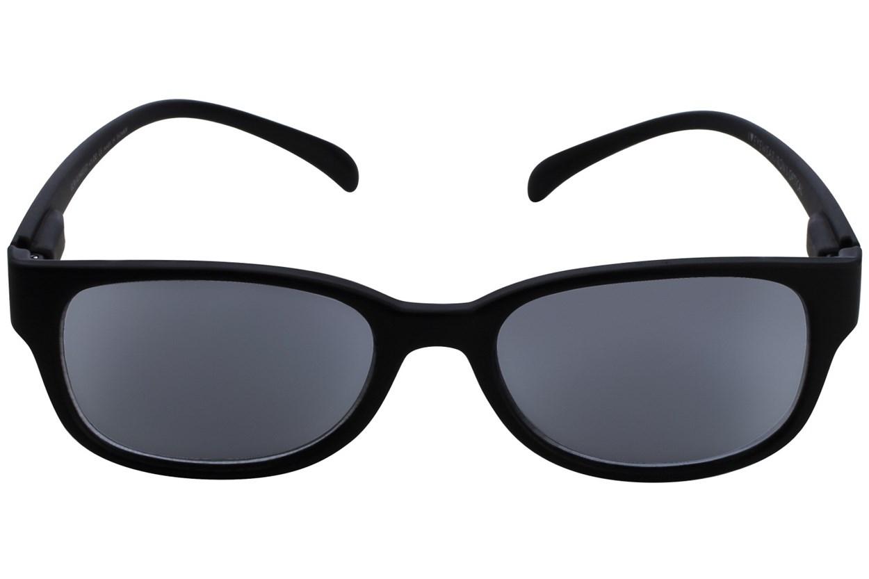 I Heart Eyewear Neck Hanging Reading Sunglasses  - Black