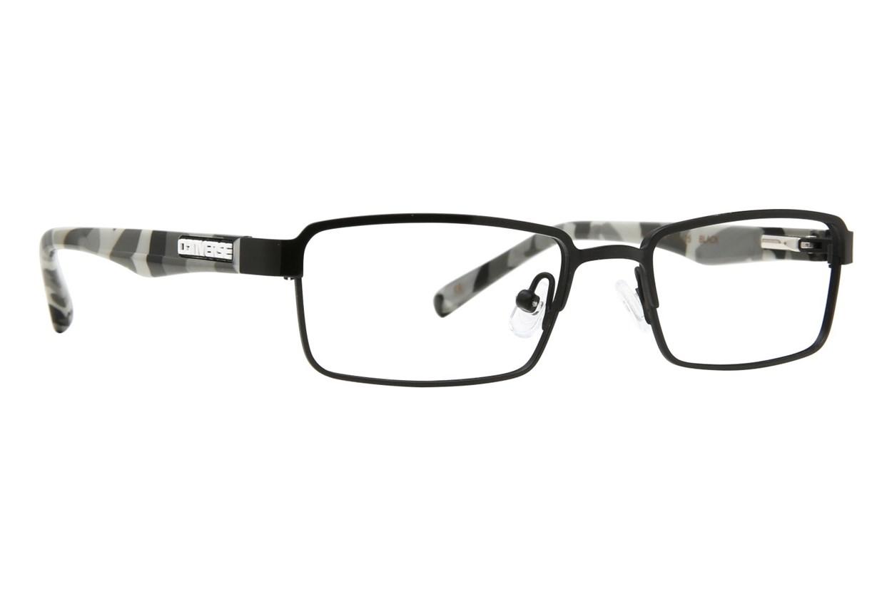 Converse K012 Eyeglasses - Black