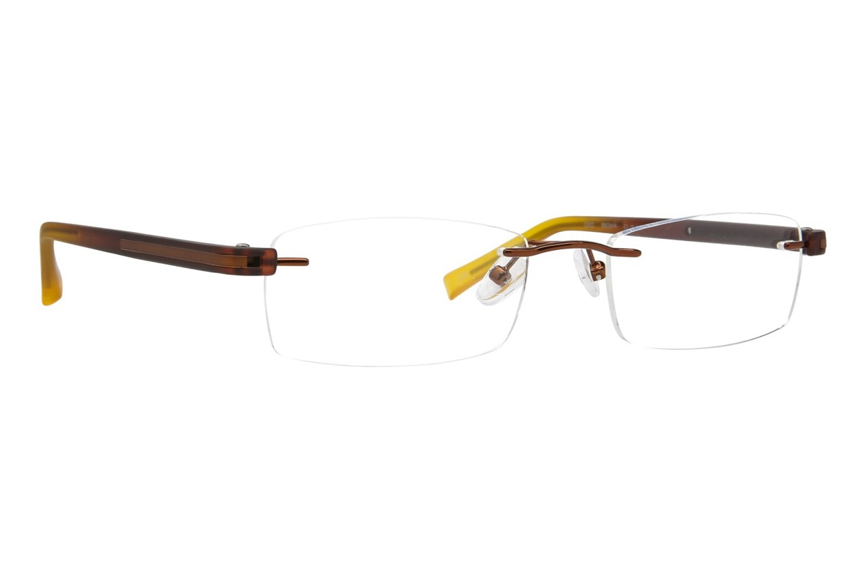 Converse Q022 Eyeglasses - Brown