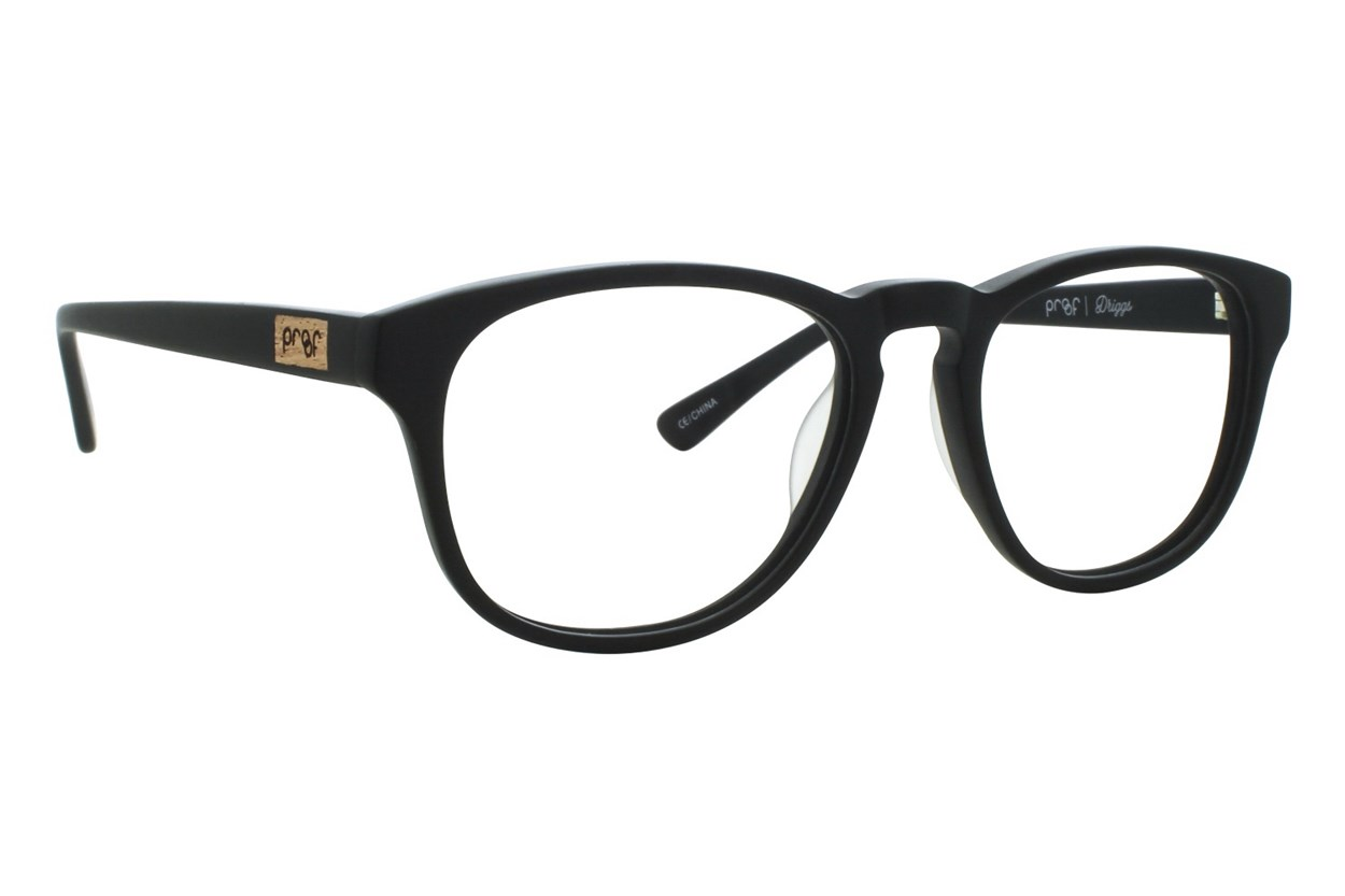Proof Driggs Eco Eyeglasses - Black