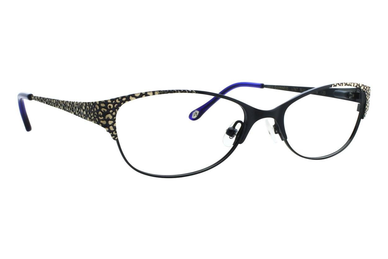 Lulu Guinness L767 Eyeglasses - Blue