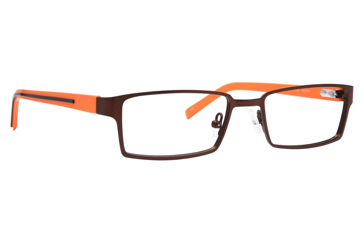 Converse K010 Eyeglasses - Brown