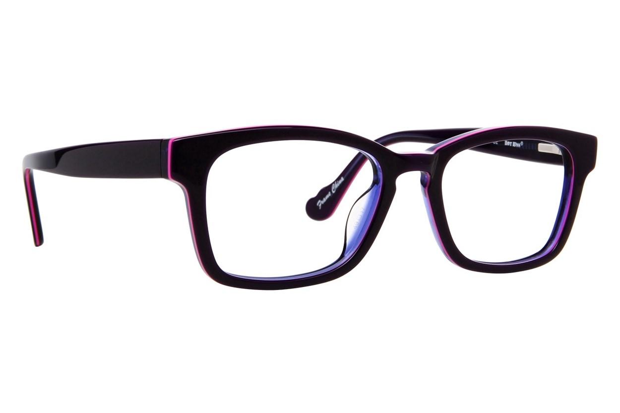 Hot Kiss HK44 Eyeglasses - Purple