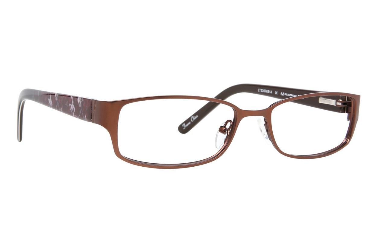 Realtree R470 Eyeglasses - Brown