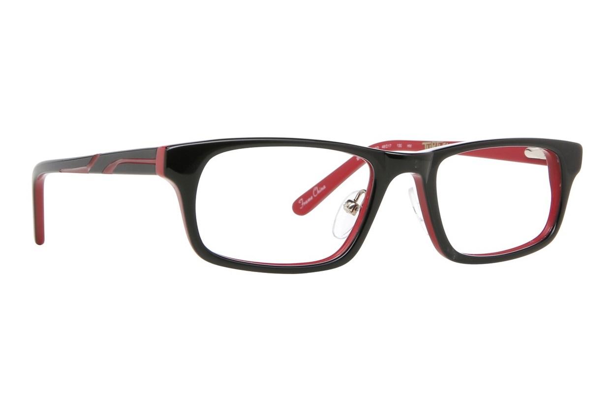 Nickelodeon Teenage Mutant Ninja Turtles Shuriken Eyeglasses - Red