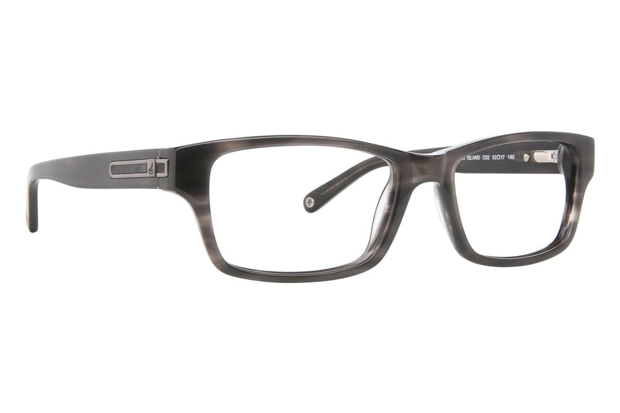 Sperry Top-Sider Block Island Eyeglasses - Gray